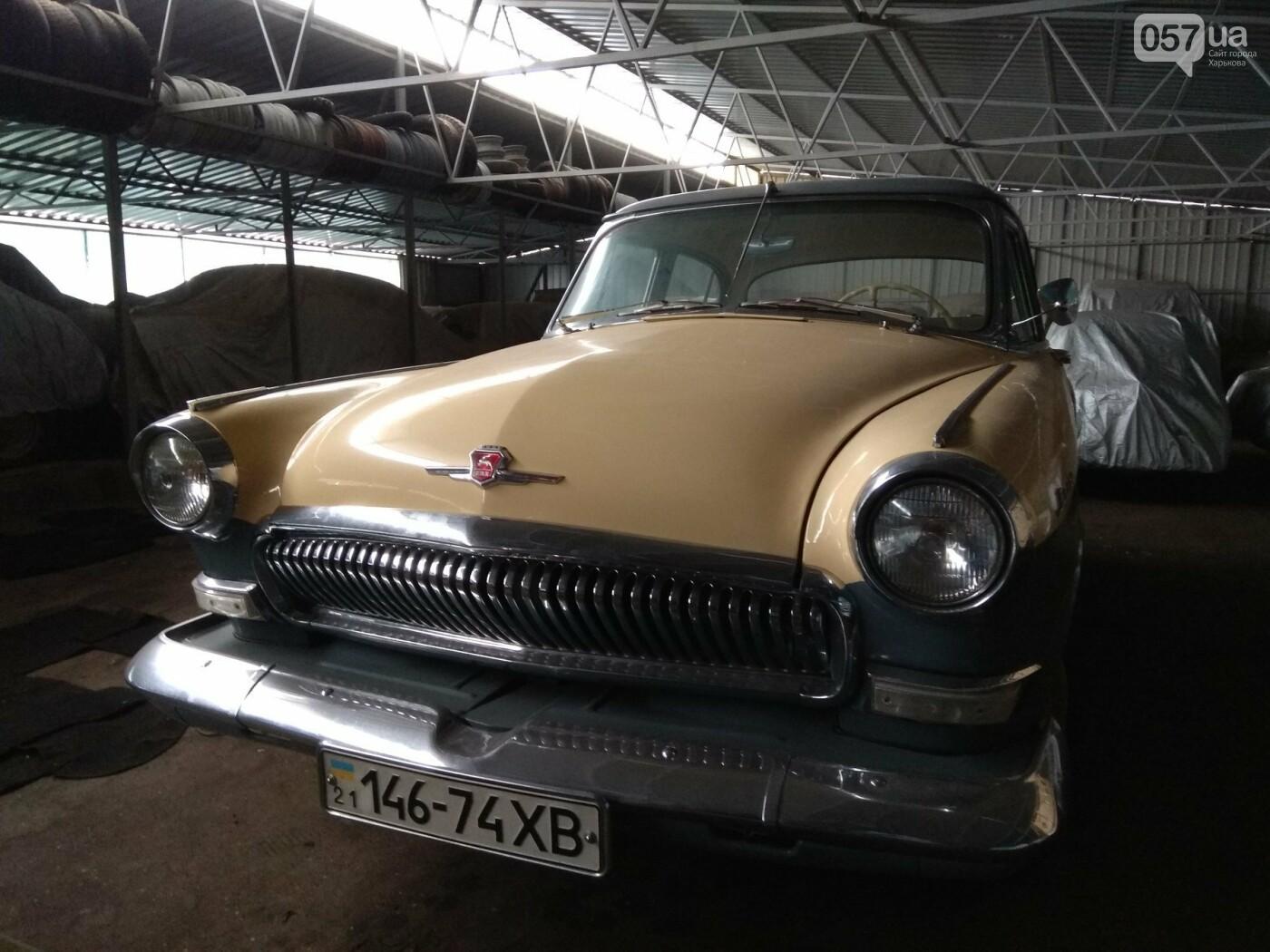 «Buick» Буденного и самодельные машины: как харьковчанин собрал коллекцию из 100 ретро-автомобилей, - ФОТО, фото-2