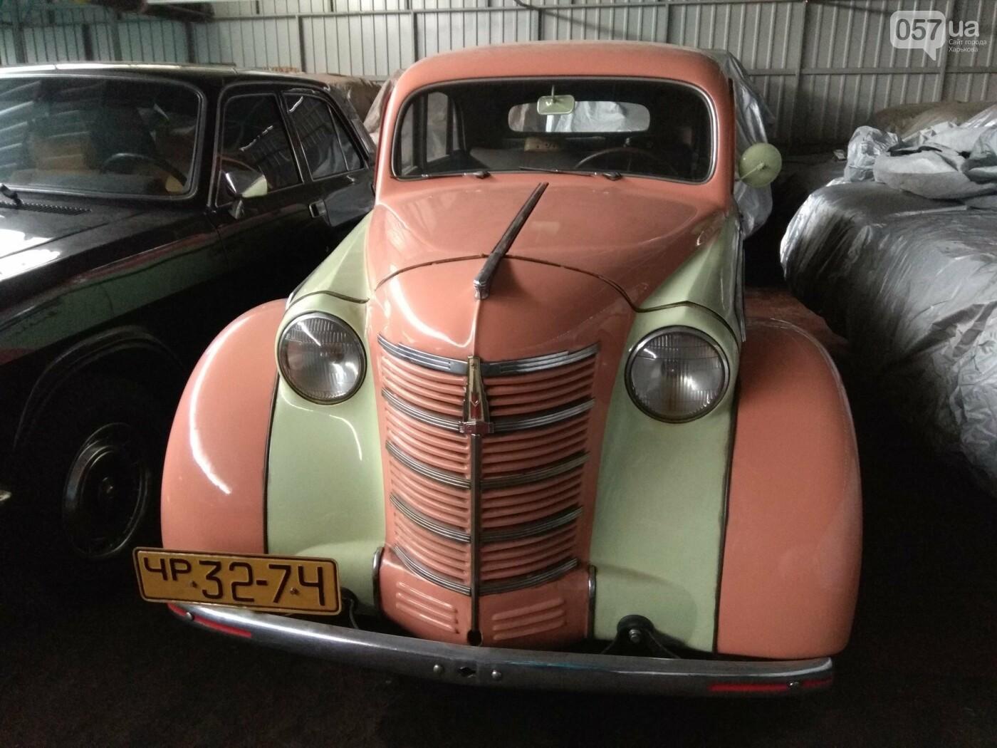 «Buick» Буденного и самодельные машины: как харьковчанин собрал коллекцию из 100 ретро-автомобилей, - ФОТО, фото-13