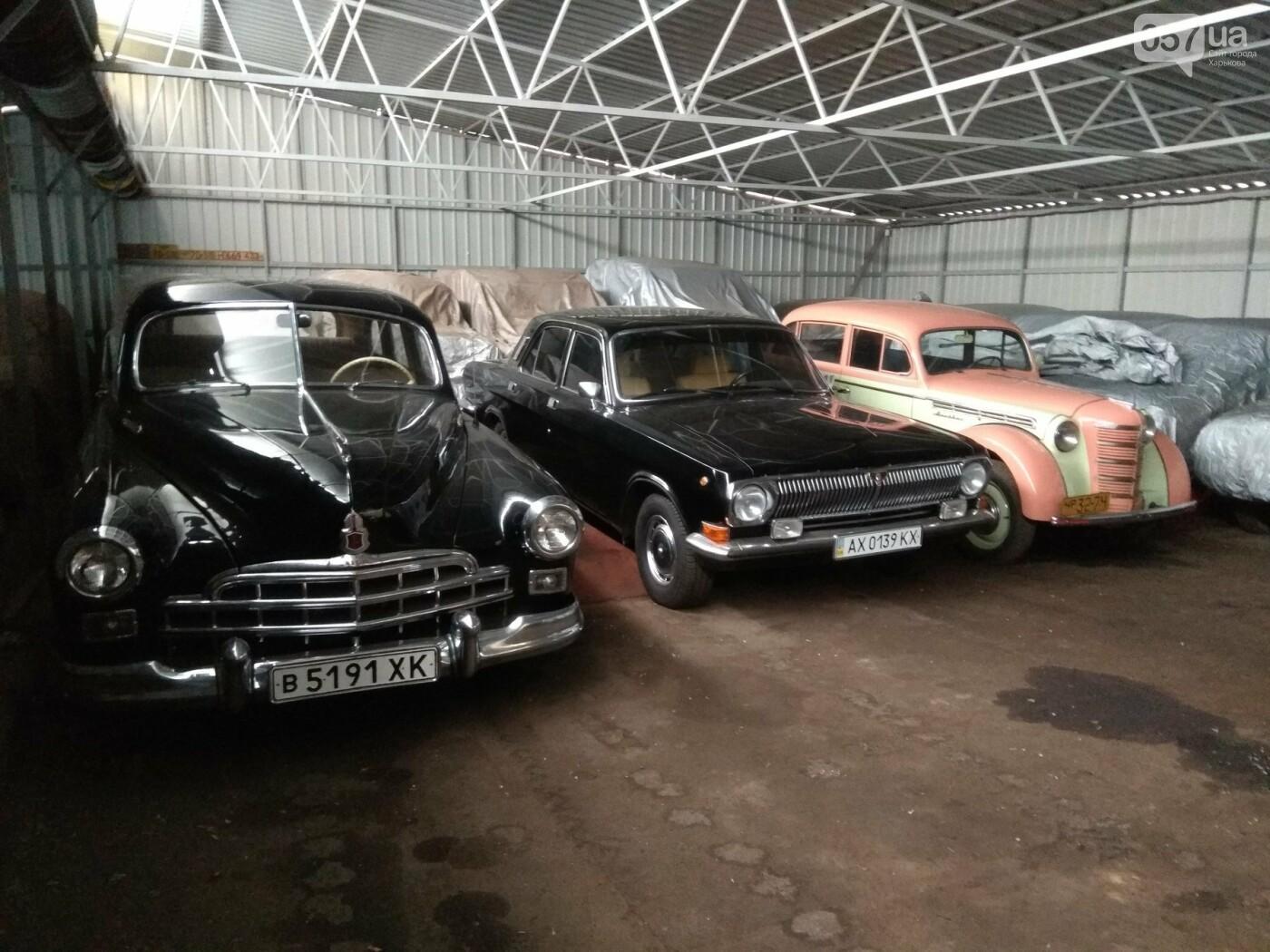 «Buick» Буденного и самодельные машины: как харьковчанин собрал коллекцию из 100 ретро-автомобилей, - ФОТО, фото-4