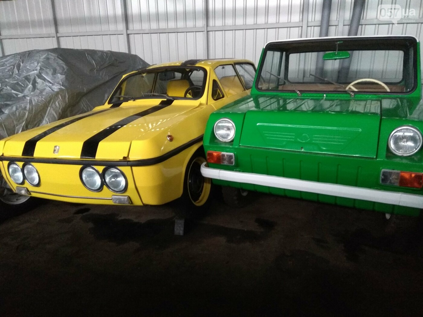 «Buick» Буденного и самодельные машины: как харьковчанин собрал коллекцию из 100 ретро-автомобилей, - ФОТО, фото-8