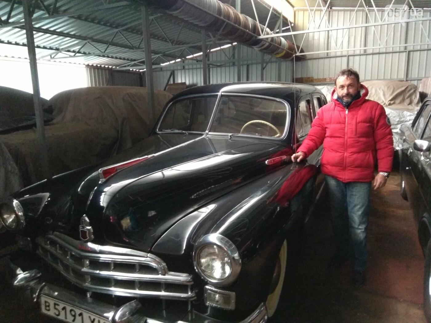 «Buick» Буденного и самодельные машины: как харьковчанин собрал коллекцию из 100 ретро-автомобилей, - ФОТО, фото-1