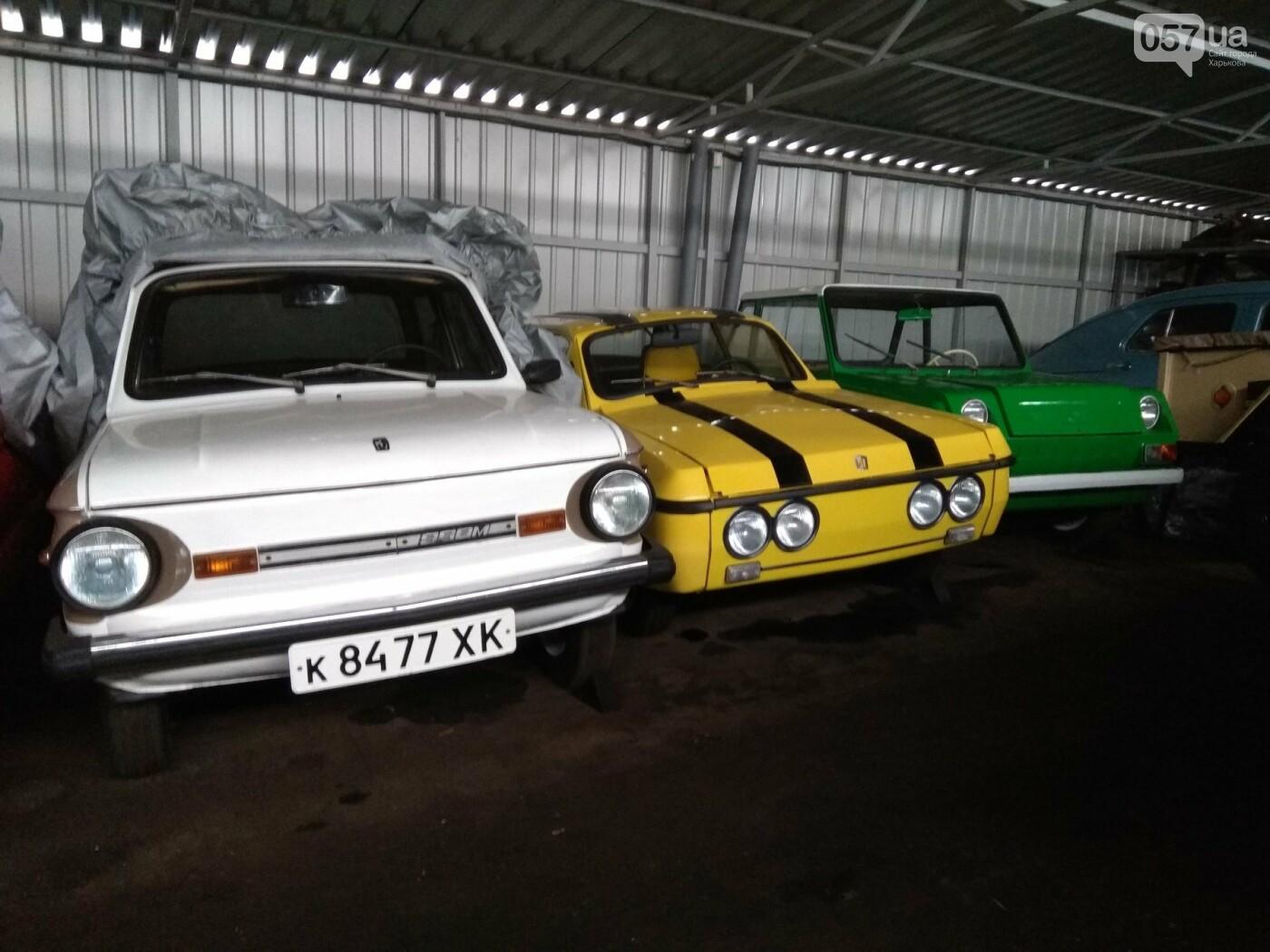 «Buick» Буденного и самодельные машины: как харьковчанин собрал коллекцию из 100 ретро-автомобилей, - ФОТО, фото-6