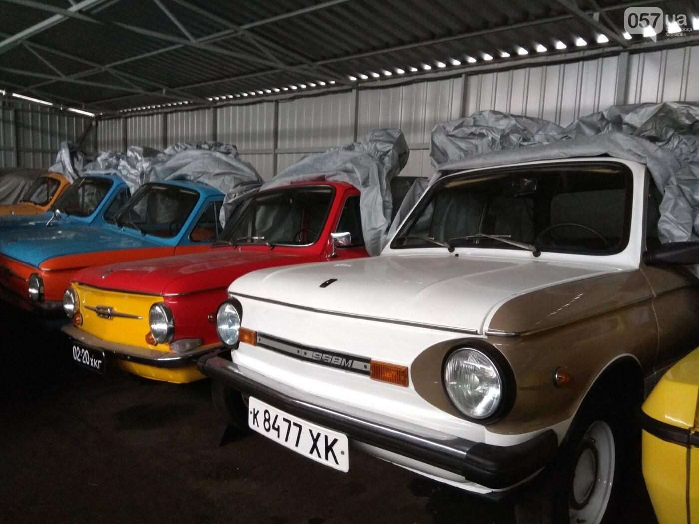 «Buick» Буденного и самодельные машины: как харьковчанин собрал коллекцию из 100 ретро-автомобилей, - ФОТО, фото-17