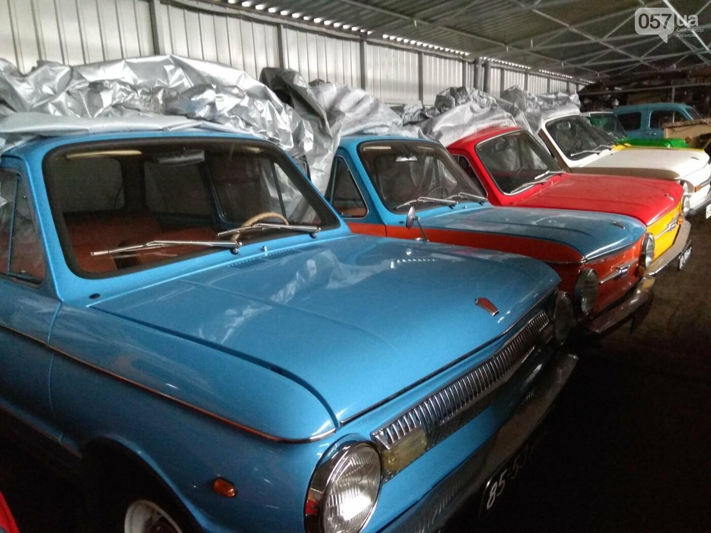 «Buick» Буденного и самодельные машины: как харьковчанин собрал коллекцию из 100 ретро-автомобилей, - ФОТО, фото-18
