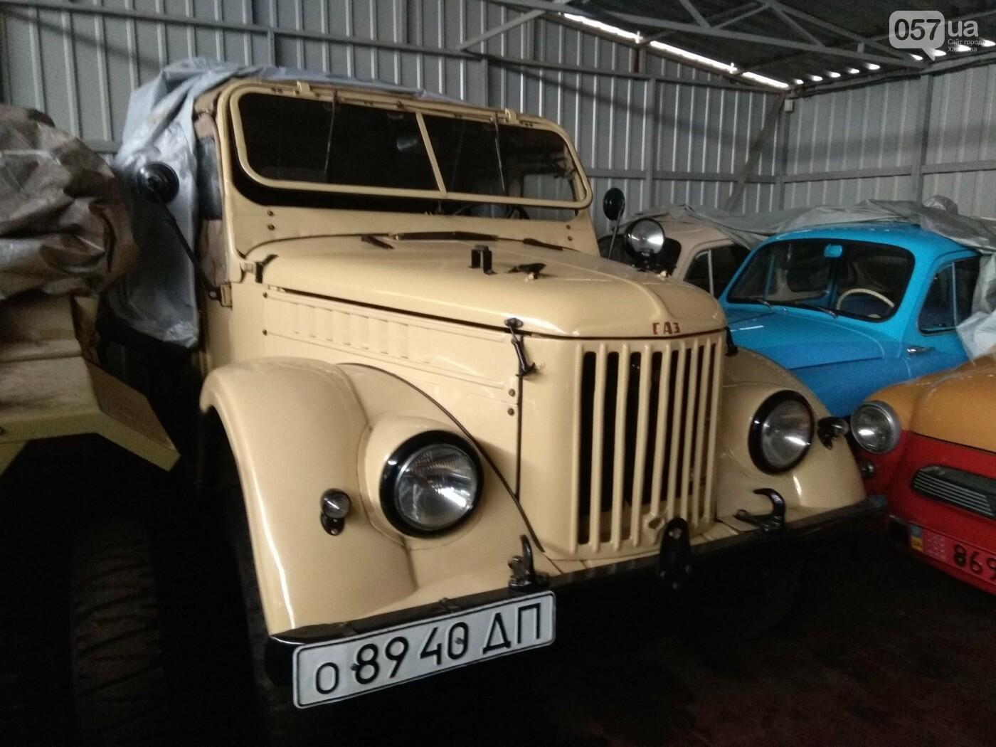 «Buick» Буденного и самодельные машины: как харьковчанин собрал коллекцию из 100 ретро-автомобилей, - ФОТО, фото-12