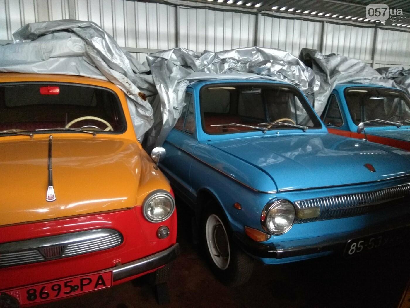 «Buick» Буденного и самодельные машины: как харьковчанин собрал коллекцию из 100 ретро-автомобилей, - ФОТО, фото-5