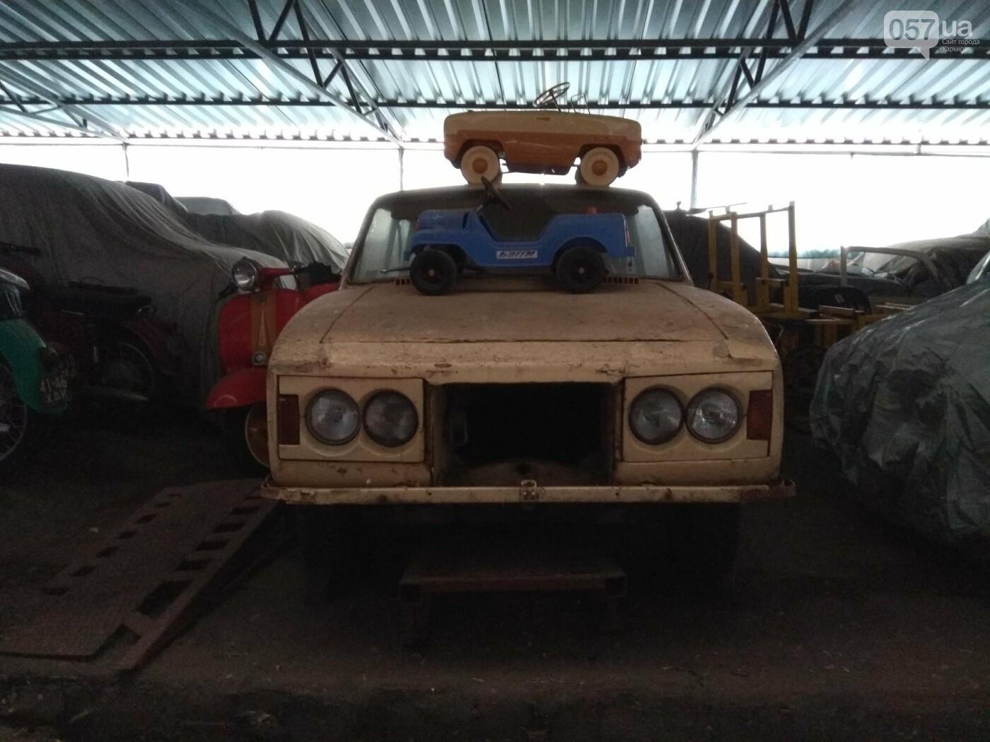 «Buick» Буденного и самодельные машины: как харьковчанин собрал коллекцию из 100 ретро-автомобилей, - ФОТО, фото-21