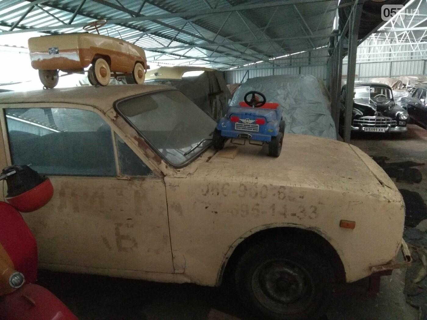 «Buick» Буденного и самодельные машины: как харьковчанин собрал коллекцию из 100 ретро-автомобилей, - ФОТО, фото-20