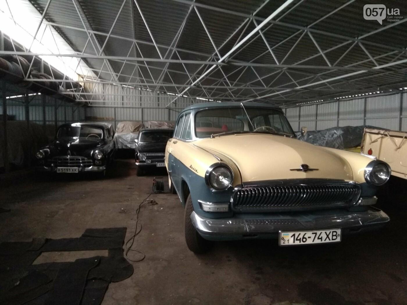«Buick» Буденного и самодельные машины: как харьковчанин собрал коллекцию из 100 ретро-автомобилей, - ФОТО, фото-16