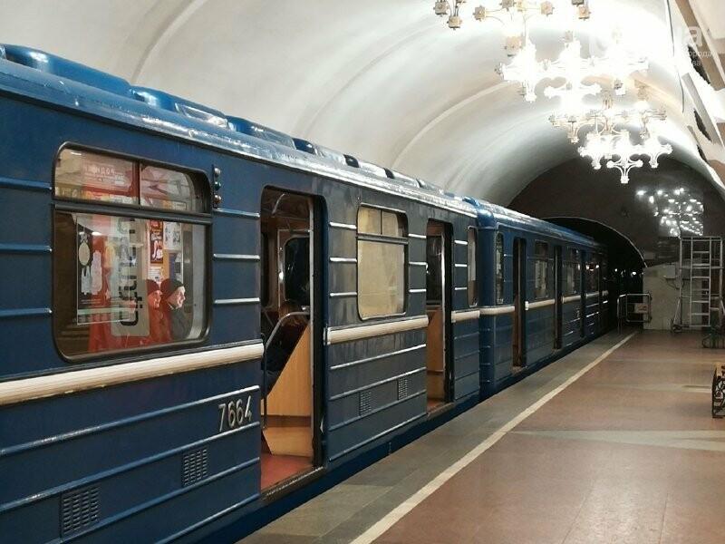 Медпункты, питьевые фонтаны и железные двери: в харьковском метрополитене провели специальные учения, - ФОТО, фото-9