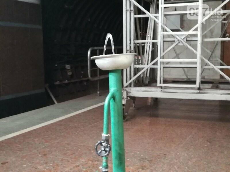 Медпункты, питьевые фонтаны и железные двери: в харьковском метрополитене провели специальные учения, - ФОТО, фото-14