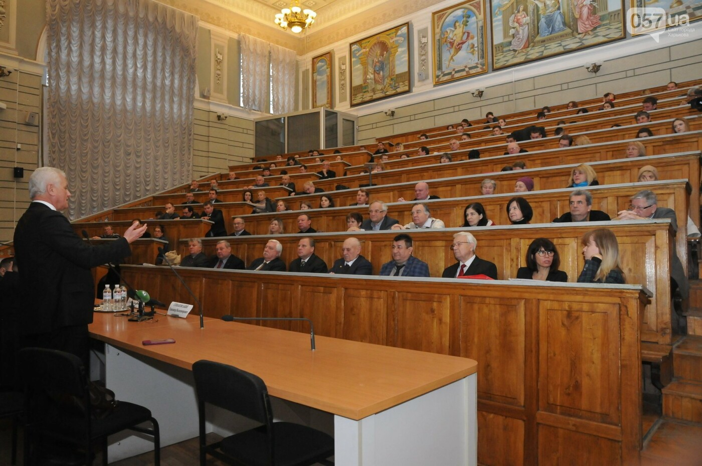 Руководитель комитета ВР по образованию и науке встретился с харьковскими педагогами, фото-2
