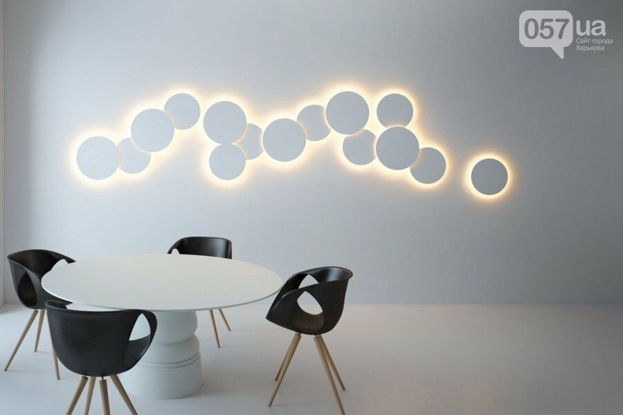 Виды настенных светильников и их особенности, фото-3