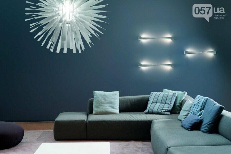 Виды настенных светильников и их особенности, фото-1