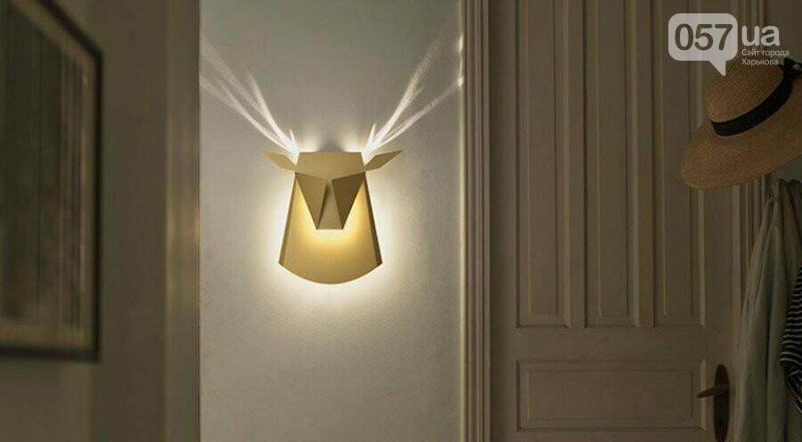Виды настенных светильников и их особенности, фото-2