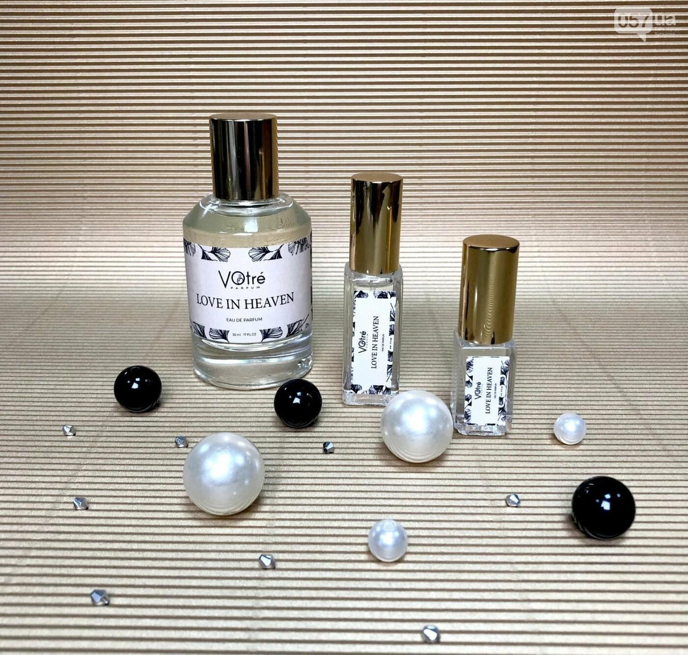 Votre parfum — нишевый бренд, посвященный нашим девушкам и мужчинам, фото-1