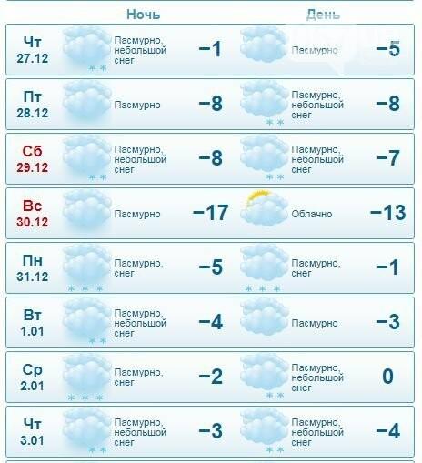 Все только начинается: какой будет погода в Харькове на Новый Год, фото-1