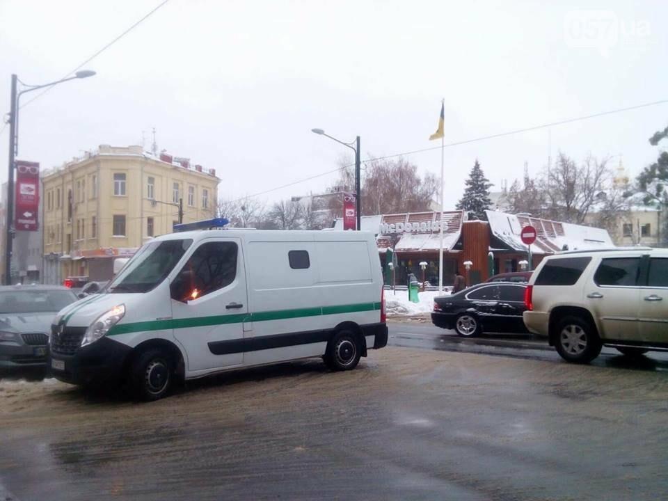 В центре Харькова образовались пробки, - ФОТО, фото-4