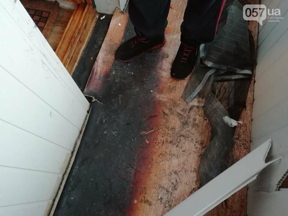 Разбили балкон и подперли дверь шиной: что рассказали жители загоревшейся пятиэтажки на Ботсаду, - ФОТО, фото-16