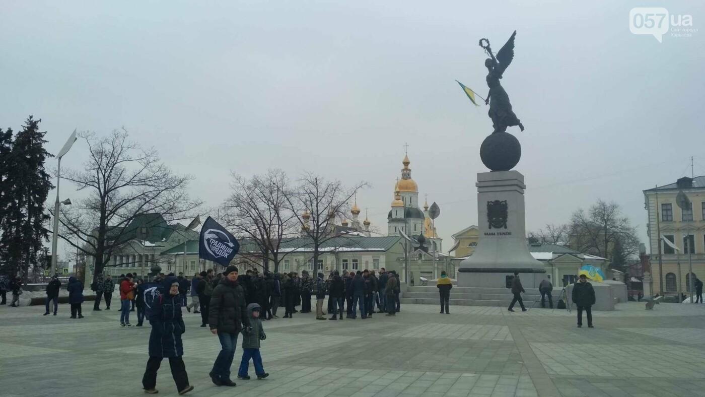 Метро по 8 гривен. Харьковчане вышли на акцию против подорожания проезда, - ФОТО, фото-5