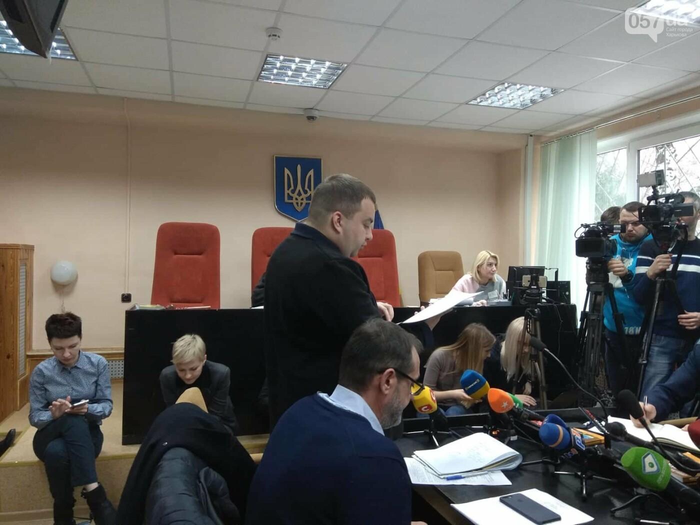 Суд по ДТП на Сумской: Перепелица просит признать Дронова невиновным, - ФОТО , фото-1