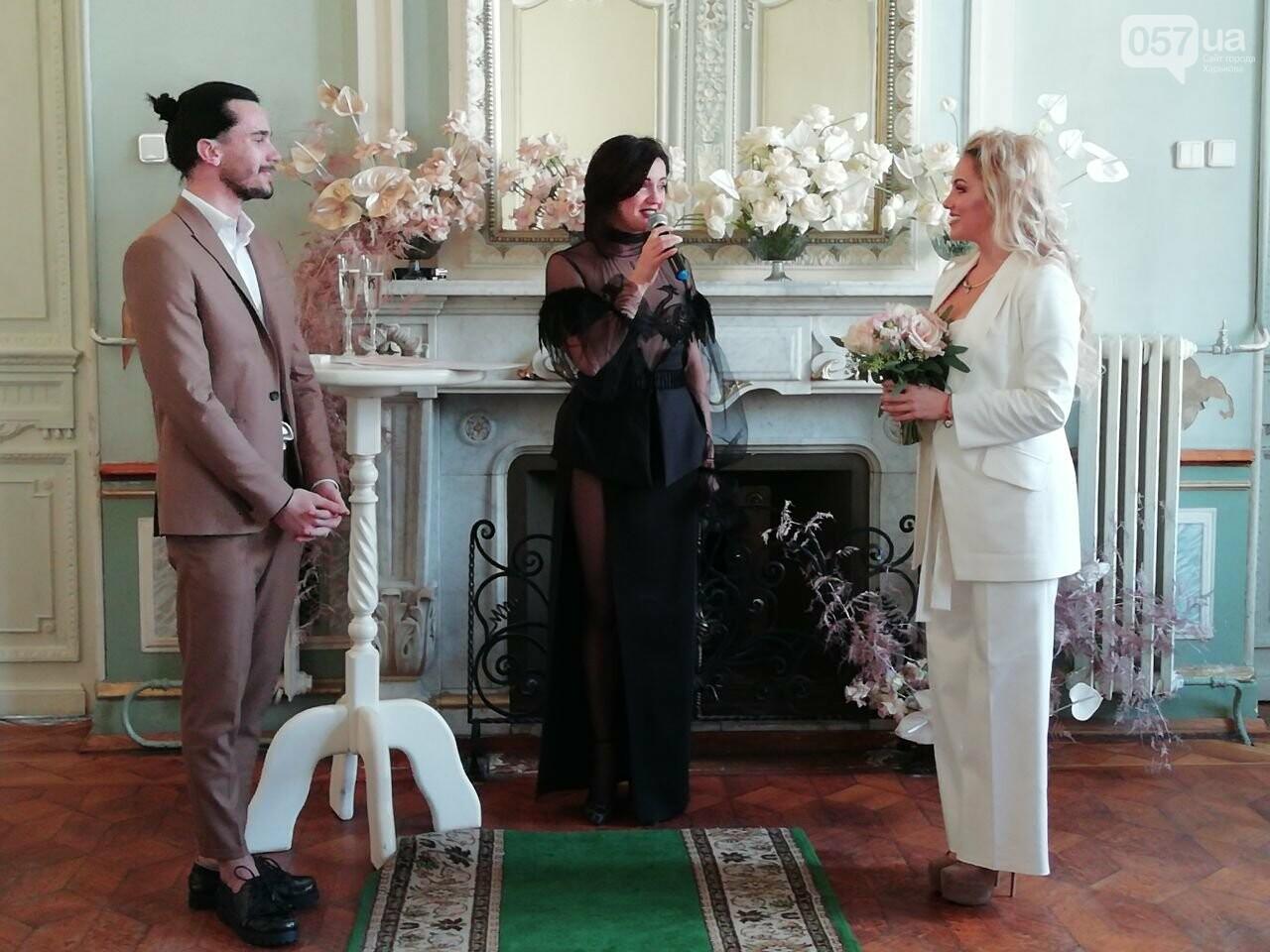 Экспресс-свадьба и звездная ведущая: в Харькове проходит Марафон влюбленных, - ФОТО, фото-10