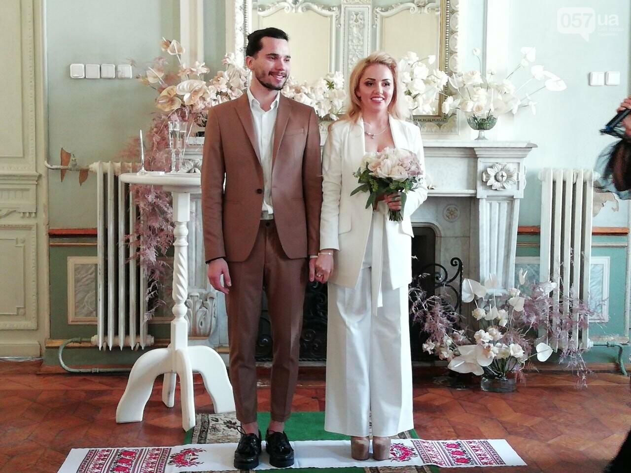 Экспресс-свадьба и звездная ведущая: в Харькове проходит Марафон влюбленных, - ФОТО, фото-5