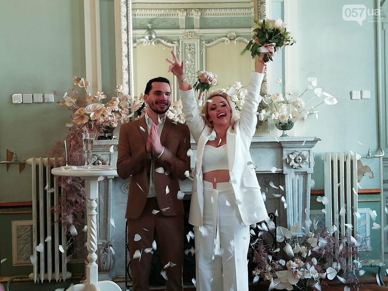 Экспресс-свадьба и звездная ведущая: в Харькове проходит Марафон влюбленных, - ФОТО, фото-7