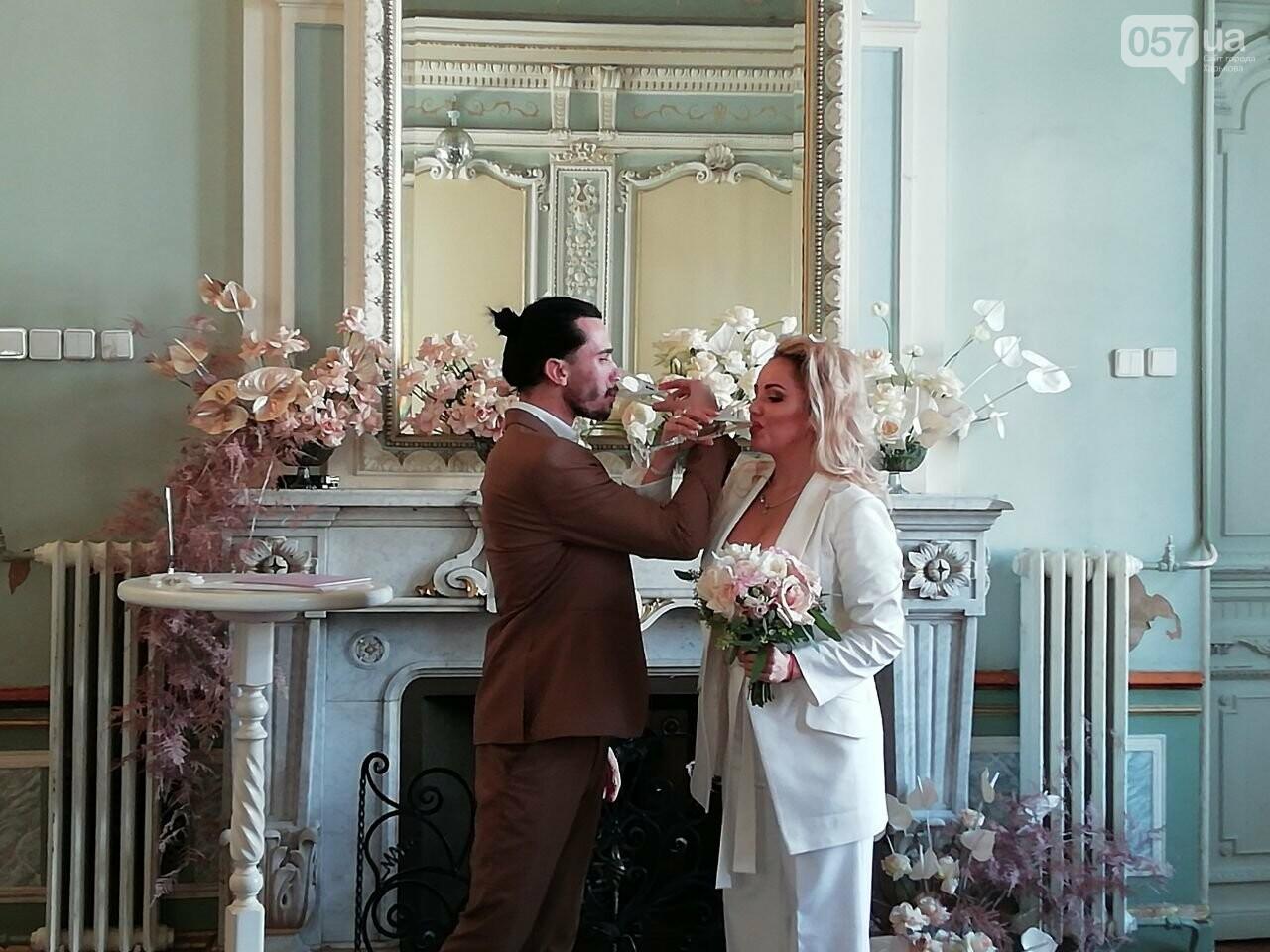 Экспресс-свадьба и звездная ведущая: в Харькове проходит Марафон влюбленных, - ФОТО, фото-8
