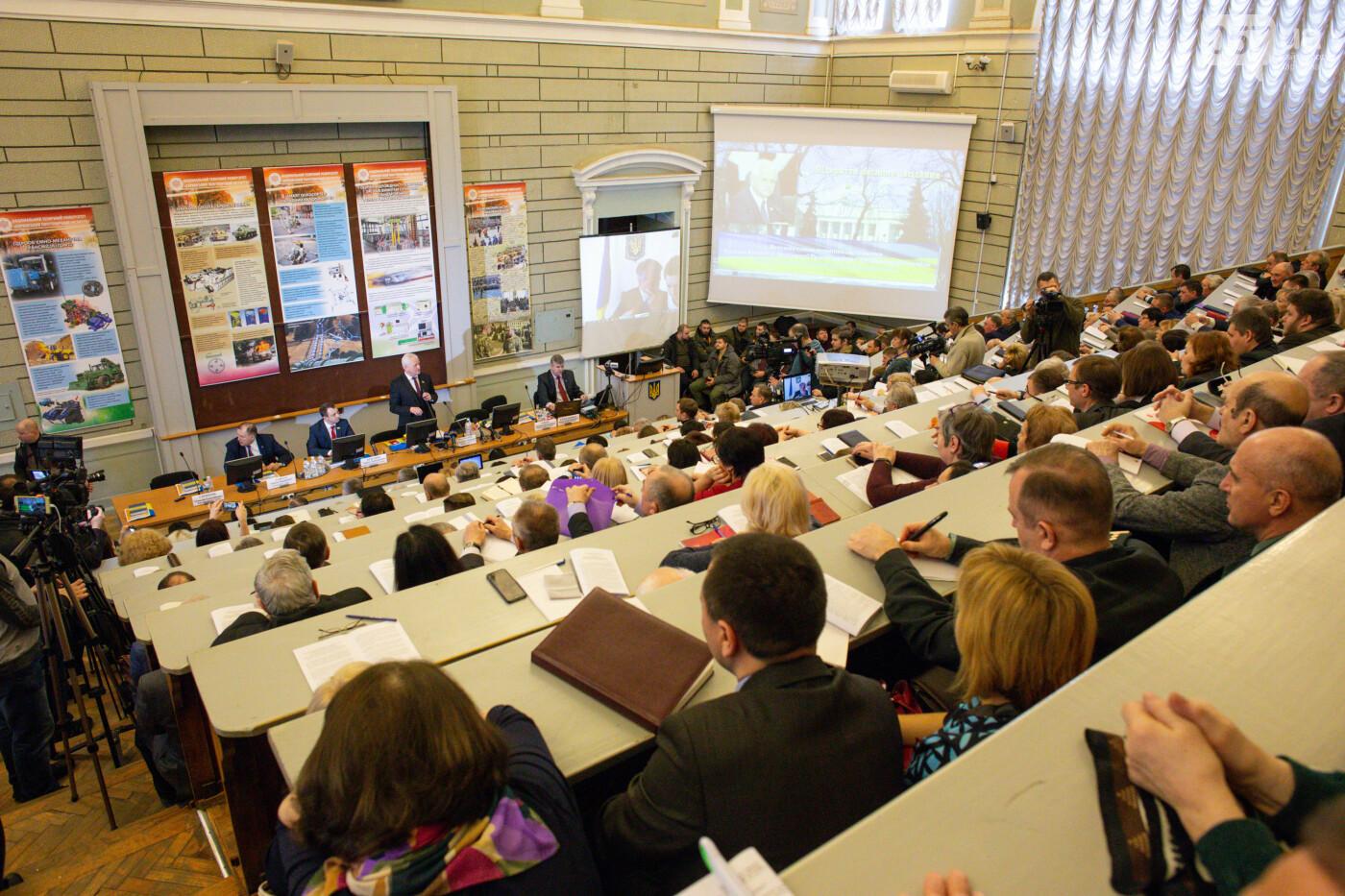 В Харькове по инициативе Александра Грановского прошло заседание парламентского комитета по науке и образованию , фото-5