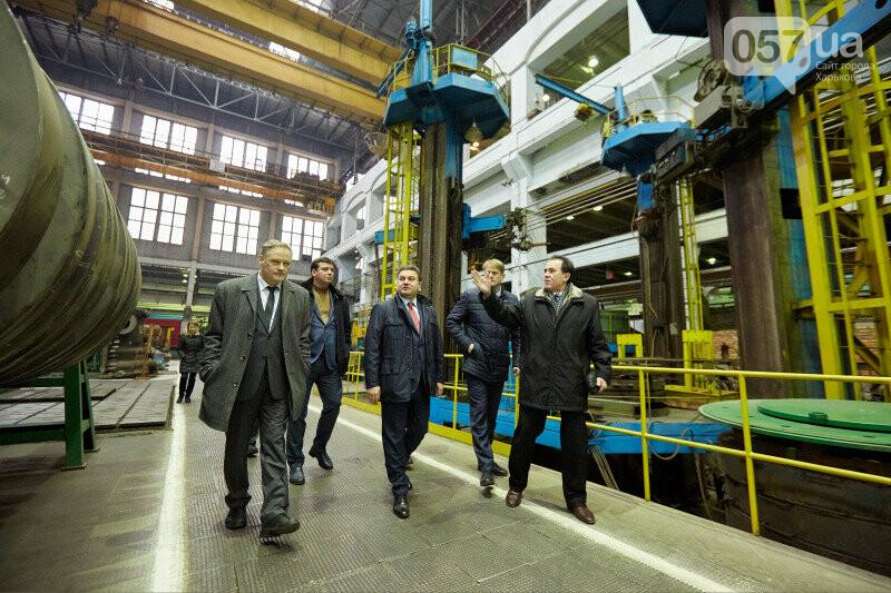 Кандидат в президенты Украины Виктор Бондарь: «моя задача – возрождение промышленности Украины», фото-6
