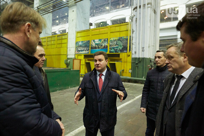 Кандидат в президенты Украины Виктор Бондарь: «моя задача – возрождение промышленности Украины», фото-3