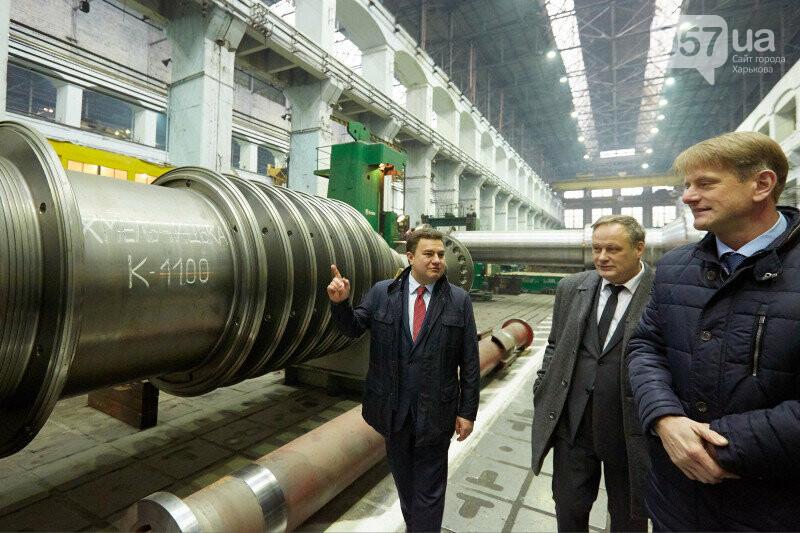 Кандидат в президенты Украины Виктор Бондарь: «моя задача – возрождение промышленности Украины», фото-4