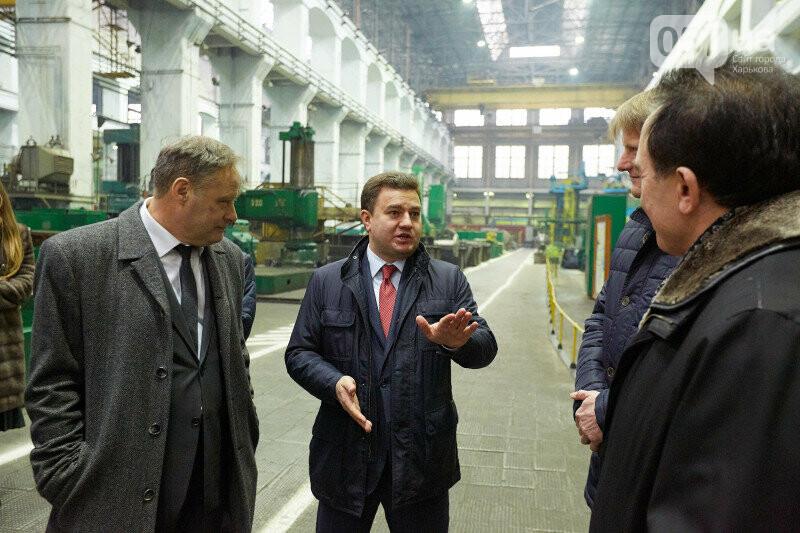 Кандидат в президенты Украины Виктор Бондарь: «моя задача – возрождение промышленности Украины», фото-5