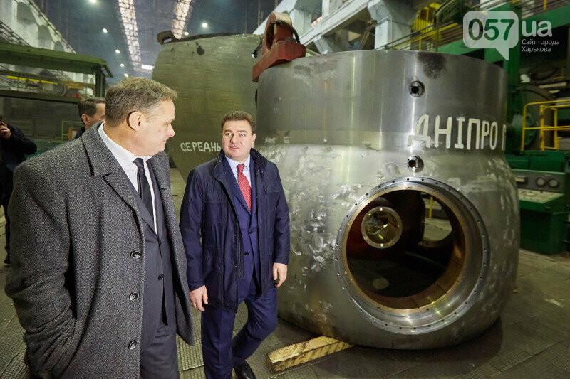 Кандидат в президенты Украины Виктор Бондарь: «моя задача – возрождение промышленности Украины», фото-9