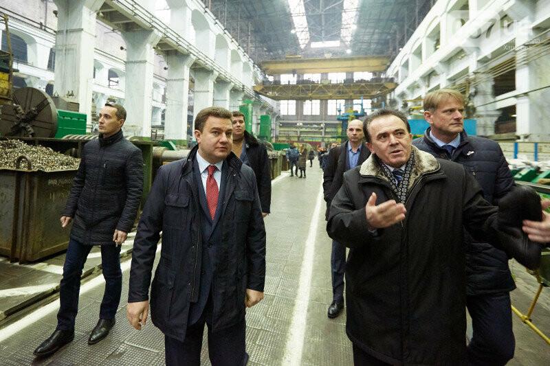Кандидат в президенты Украины Виктор Бондарь: «моя задача – возрождение промышленности Украины», фото-8