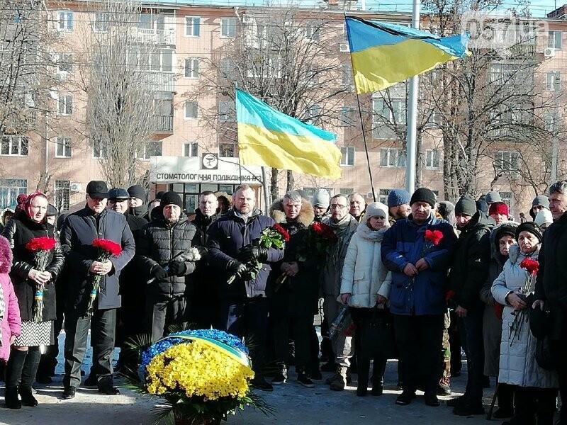 Харьковчане почтили память жертв, погибших в теракте возле Дворца спорта, - ФОТО, фото-6