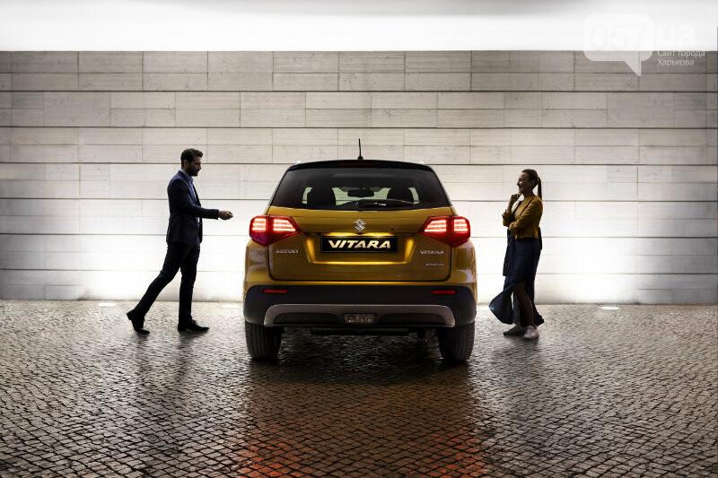 Suzuki Vitara 2019: больше стиля и драйва, меньший расход, фото-6