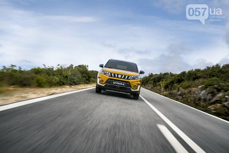 Suzuki Vitara 2019: больше стиля и драйва, меньший расход, фото-4