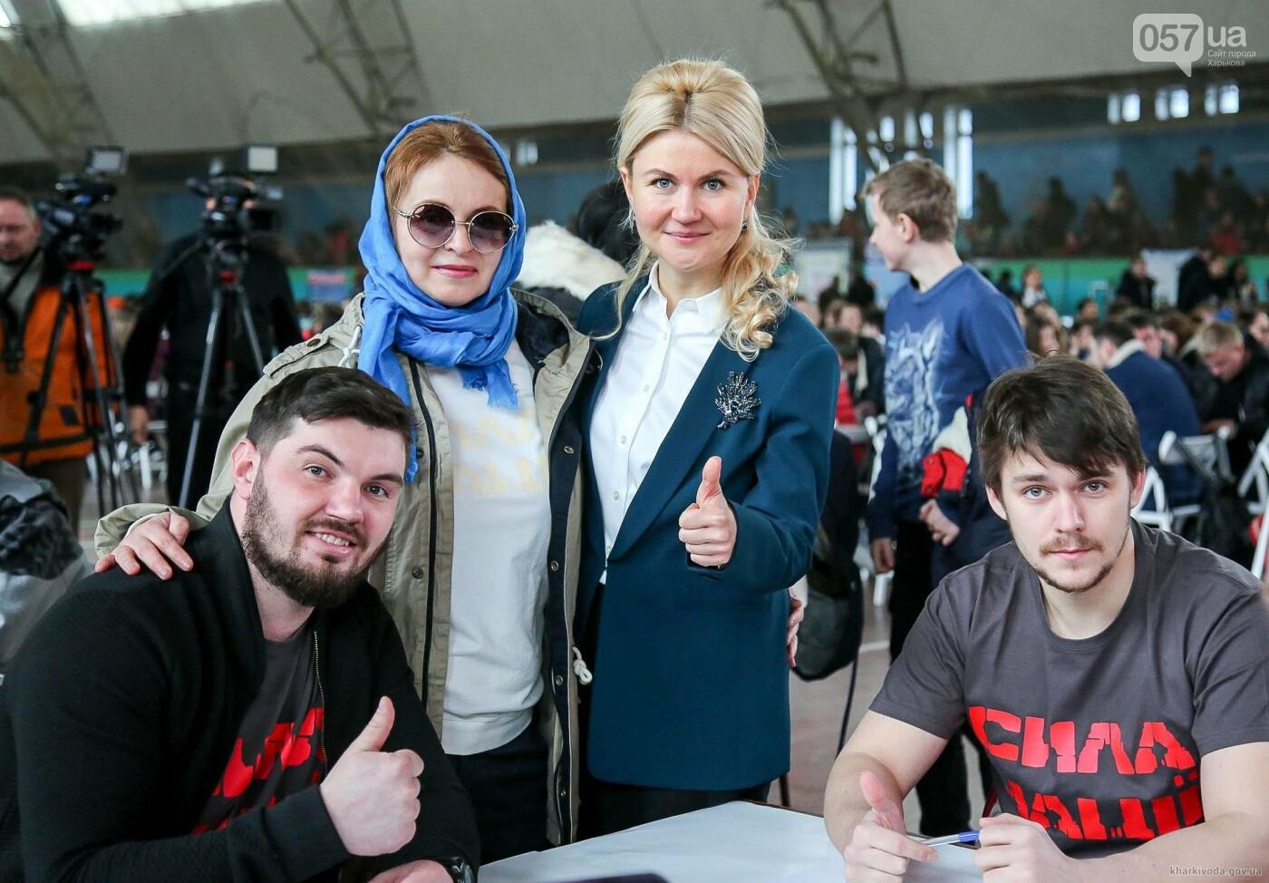 В Харьковской области установили интеллектуальный рекорд Украины, фото-2