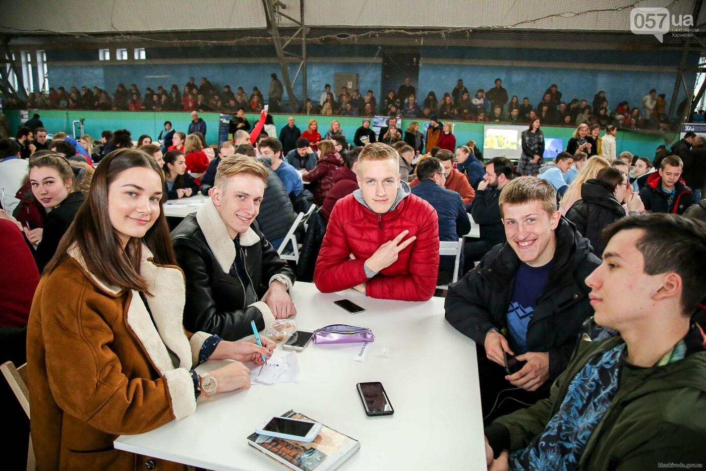 В Харьковской области установили интеллектуальный рекорд Украины, фото-1
