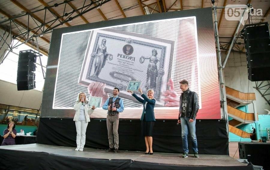 В Харьковской области установили интеллектуальный рекорд Украины, фото-5