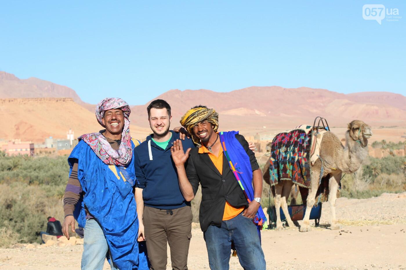 Из Харькова в Африку. Как добраться, на что посмотреть и что попробовать в Королевстве Марокко, - ФОТО, фото-28