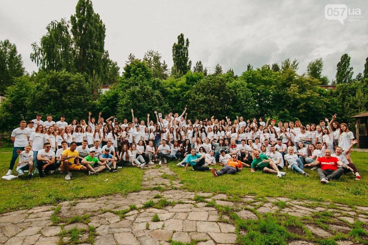 Умение говорить и верить в себя: на Харьковщине провели второй слет Лиги Образованной Молодежи, - ФОТО, фото-6