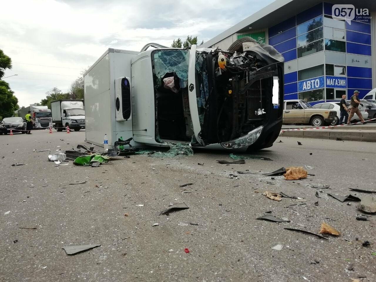 «Все сидели в крови»: подробности аварии на проспекте Тракторостроителей, - ФОТО, ВИДЕО, фото-1