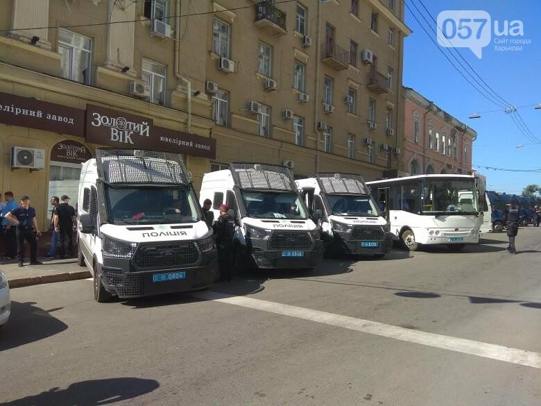 Возле мэрии проходит пикет против переименования проспекта Григоренко, - ФОТО, фото-15