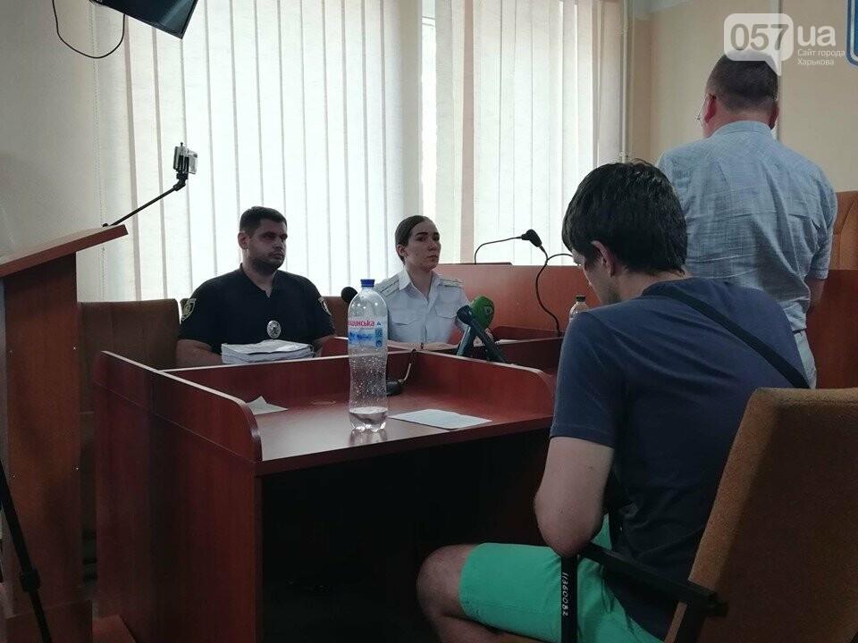 Снос бюста Жукова. Судья приняла решение по делу харьковского активиста, - ФОТО, фото-3