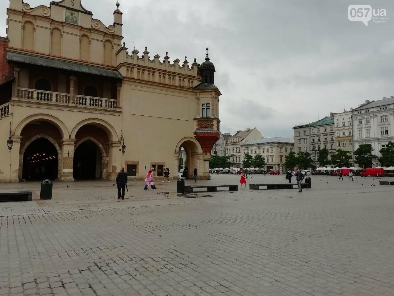 Из Харькова в Краков: Королевский замок, средневековые здания и музей под землей, - ФОТО, фото-1