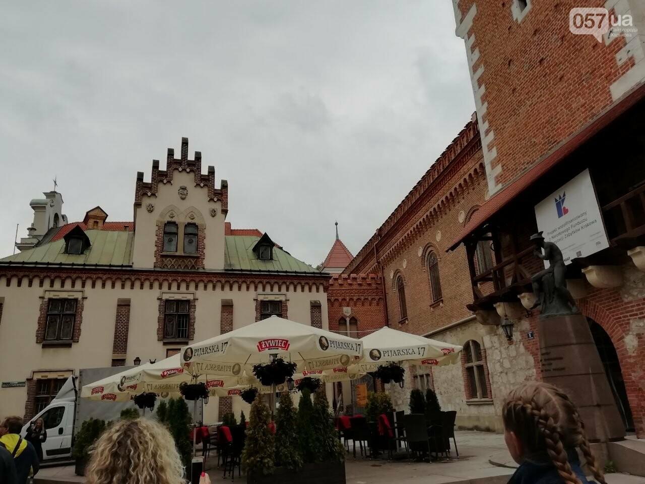 Из Харькова в Краков: Королевский замок, средневековые здания и музей под землей, - ФОТО, фото-4