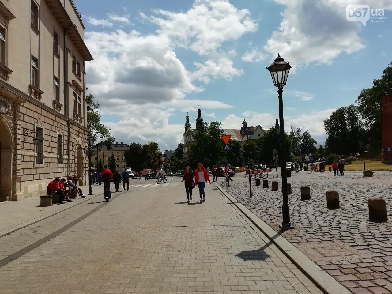 Из Харькова в Краков: Королевский замок, средневековые здания и музей под землей, - ФОТО, фото-5